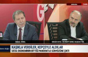 Erhan Usta: Organize edilmiş provokatif bir saldırıdır