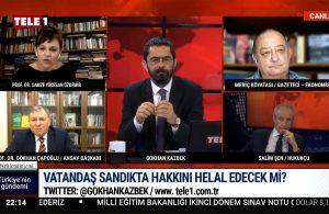 Yandaş medya Sedat Peker ile…