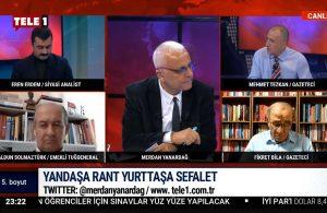 Mehmet Tezkan: Devlet yağmalıyor vatandaş koruyor