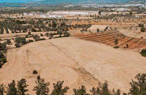 200 dönüm arazi tarıma kazandırıldı