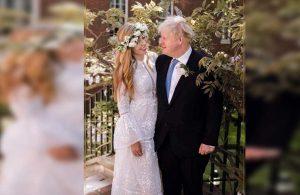 Boris Johnson gizli gizli evlendi
