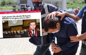Tutuklandı: Kendini 'BM savcısı' olarak tanıtarak haberini yaptırdı, bulaşıkçı çıktı