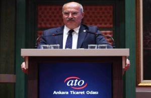 ATO'dan 'Destek paketi kapsamı genişletilsin' çağrısı