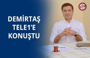 Demirtaş: Kobani duruşması AKP'den sonra başlayacak
