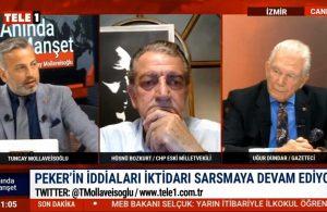 Uğur Dündar: Atatürk'e hakaret edenler, ecdadı…