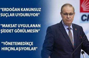 CHP'den AKP'ye 'Kudüs' göndermesi