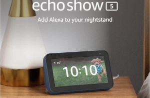 Amazon Echo Show 8 ve Echo Show 5 gün yüzüne çıktı