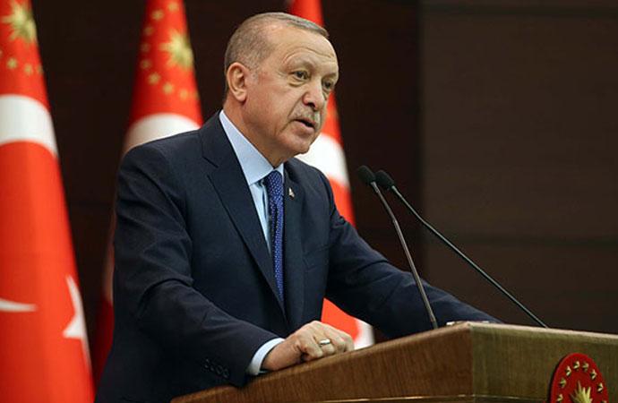 Erdoğan: Bayram sonrası normalleşme adımları atıyoruz