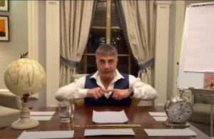 Sedat Peker'in masasındaki 'İran' zarfı sosyal medyada tartışma yarattı