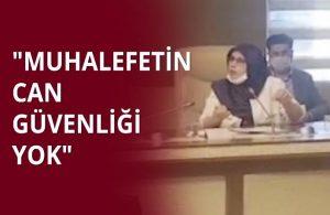 Hüda Kaya: Cumhurbaşkanı bizi tehdit ediyor