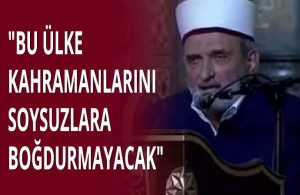 Ayasofya'da Atatürk'e lanet okuyan imama tepki yağdı!