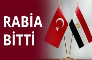Dışişleri'nden Mısır'daki diplomatik temaslara ilişkin açıklama
