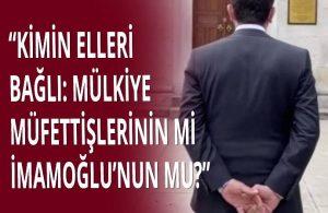 İYİ Parti'den İmamoğlu hakkındaki incelemeye tepki