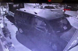 3 kişinin yaralandığı silahlı kavga kamerada