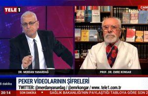 Merdan Yanardağ, Sedat Peker'in videolarındaki şifreleri analiz etti