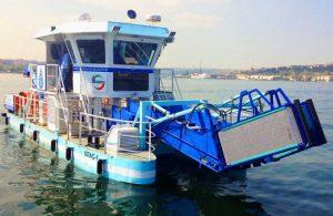 Marmara'da deniz salyasına karşı ortak mücadele