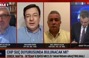 CHP'den Sedat Peker'in iddiaları için Meclis'te komisyon talebi