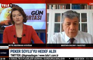 Mustafa Balbay: Sedat Peker Erdoğan'la ilgili çok şey biliyor