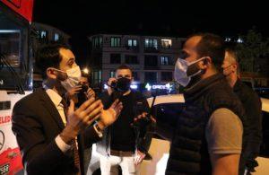 CHP'li belediyenin müzisyenlere desteğine ve vatandaşa moral hizmetine polis engeli