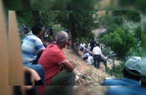 9 gündür kayıp olan genç, ağaca asılı bulundu