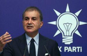 Tartışmalara dahil oldu! AKP Sözcüsü Çelik'ten Adana Demirspor açıklaması