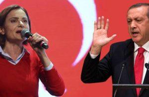Kaftancıoğlu'ndan Erdoğan'ın 500 bin liralık davasına yanıt