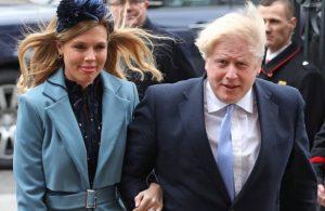 Britanya Başbakanı Johnson ve Symonds evleniyor
