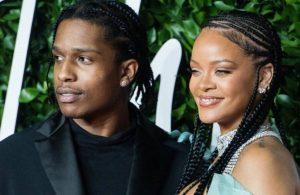 ASAP Rocky, Rihanna ile aşk yaşadığını doğruladı