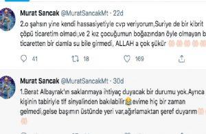 Murat Sancak'tan Sedat Peker'e flaş yanıt