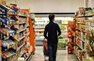Çekirdek ailenin aylık gıda harcamasında rekor artış