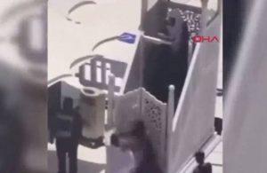 Kabe imamına bıçaklı saldırı girişimi