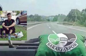 Maça gitmekten vazgeçen Sakaryaspor taraftarı geçirdiği kazada hayatını kaybetti