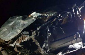 Kayseri'de kaza! Şarampole yuvarlanan otomobilde bir kişi hayatını kaybetti