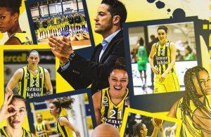 Fenerbahçe Öznur Kablo namağlup şampiyon oldu!