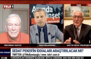 Eski İçişleri Bakanı Sadettin Tantan: Suçludan delile gidiliyor