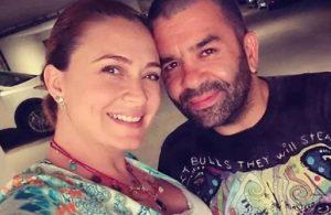 Ceyda Düvenci eşini öptüğü fotoğrafı paylaştı