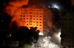 Gazze'de can kaybı sayısı 232'ye yükseldi