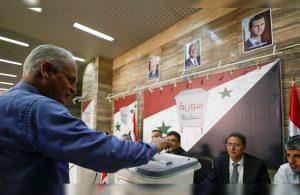 Dışişleri: Suriye'deki seçimler gayrimeşrudur