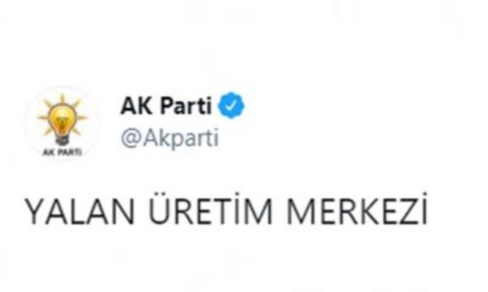 AKP'nin videosu da intihal çıktı