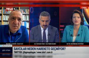 Gazeteci Tezkan: Kendilerinin kurduğu düzen iflas etti