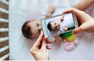 Çocuklarının fotoğraflarını paylaşanlara uyarı: Suç sayılabilir