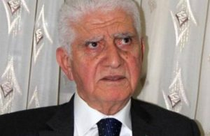 Eski bakan Cemil Erhan vefat etti