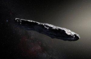 Harvardlı profesörün 'uzaylı' dediği Oumuamua için yeni iddia