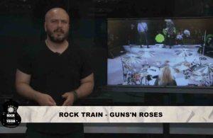 Rock Train'in bu haftaki durağı Guns N Roses – ROCK TRAIN