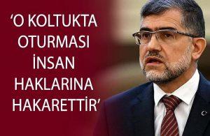 TİHEK Başkanı Arslan'dan skandal! Çocuk yaşta evliliği savundu, kadına şiddette 'helal beslenme' önerdi