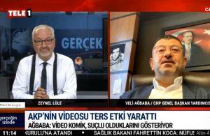 Veli Ağbaba: Afişlerimizi indiren AKP, konuyu yeniden gündeme getirdi