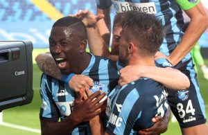Adana Demirspor Süper Lig'e yükseldi