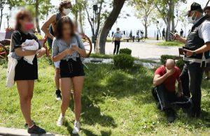 Kabinde gizli çekim yapan şahıs tutuklandı
