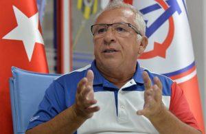 Seyit Mehmet Özkan: Takımımızın Süper Lig'e çıkmasını istemiyorum