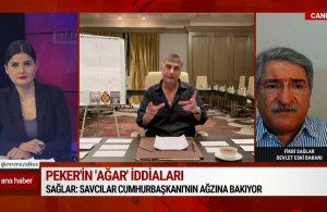 Fikri Sağlar açıkladı: Sedat Peker neden Nisan ayı dedi?